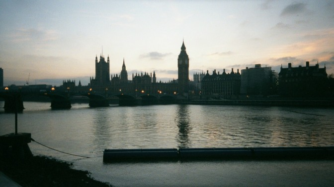 LONDON… My Favorite BIG City in the World!